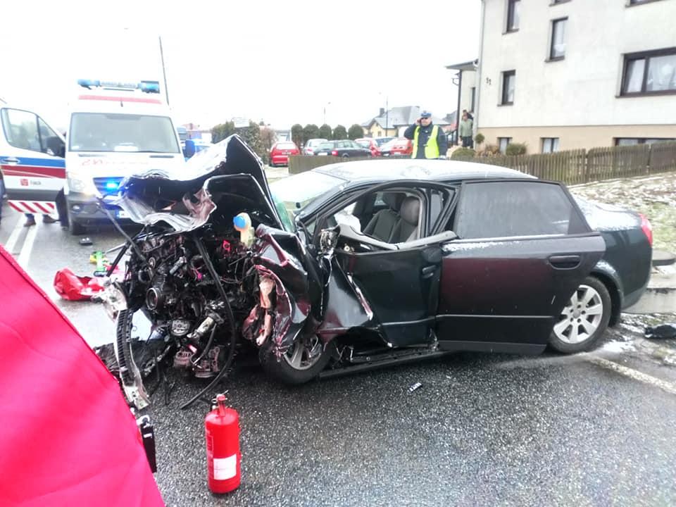 Śmiertelny wypadek w Gorzowie Śląskim