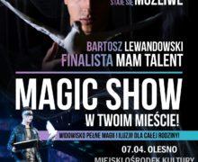 Magic Show – Olesno