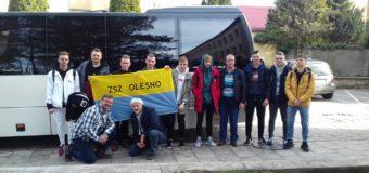 """Uczniowie oleskiej """"Zawodówki"""" rozjechali się po Europie, aby zdobyć doświadczenie"""
