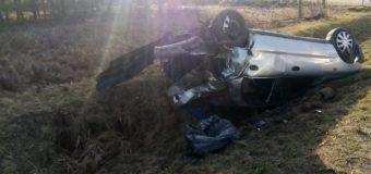 Wypadek w Dalachowie. Trzy osoby poszkodowane