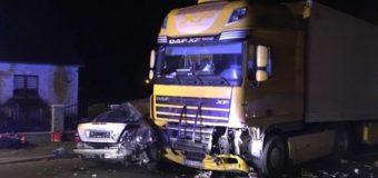 Tragiczny wypadek w Wojciechowie