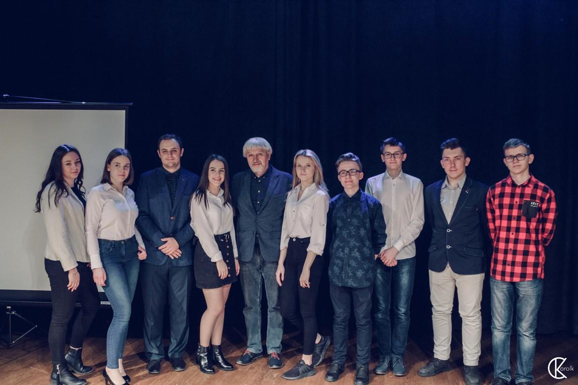 Konkurs krasomówczy w ZSZ w Oleśnie