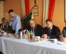 Walne Zgromadzenie Sprawozdawcze członków oleskiego cechu