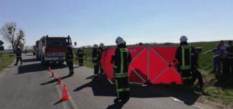 Wypadek motocyklisty w Sternalicach