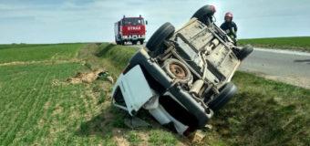 Wypadek na trasie Bugaj Stary-Żytniów