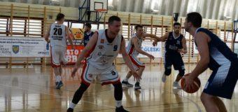 Koszykarze z Dobrodzienia walczą o pozostanie w II lidze