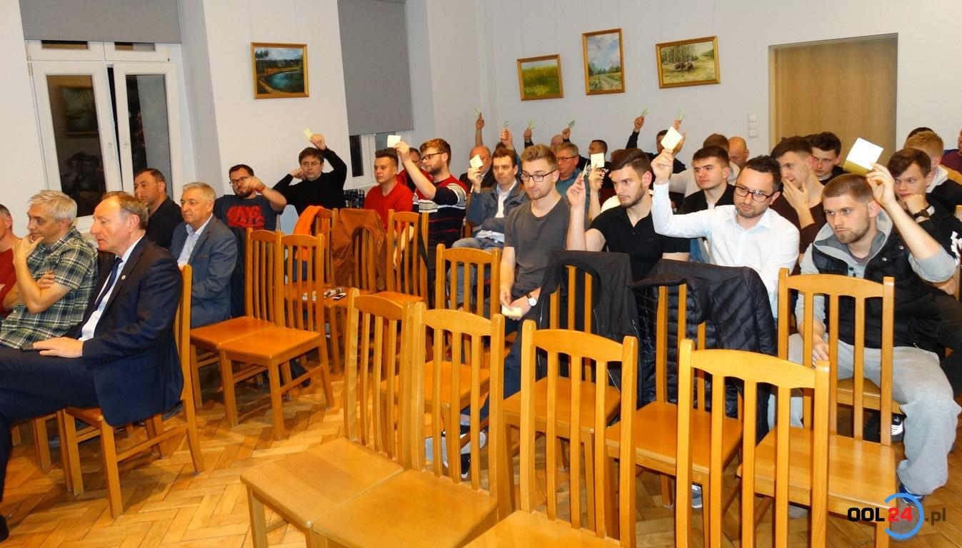 OKS Olesno z nowym zarządem! Na zebraniu duża frekwencja i żywa dyskusja