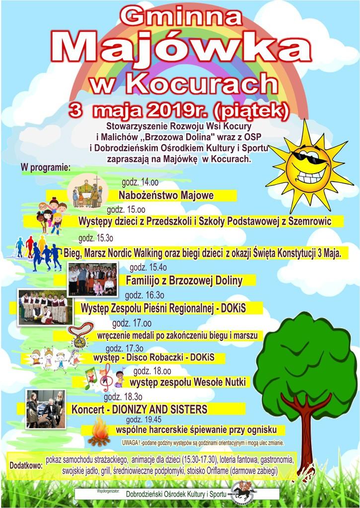 majowka_w_kocurach-plakat