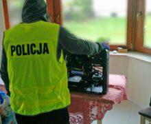 Trzech 19-latków z Praszki zatrzymanych przez cyberkrymialnych