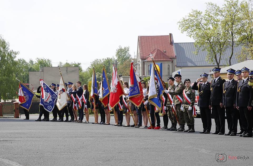 Obchody Dnia Flagi RP w Oleśnie