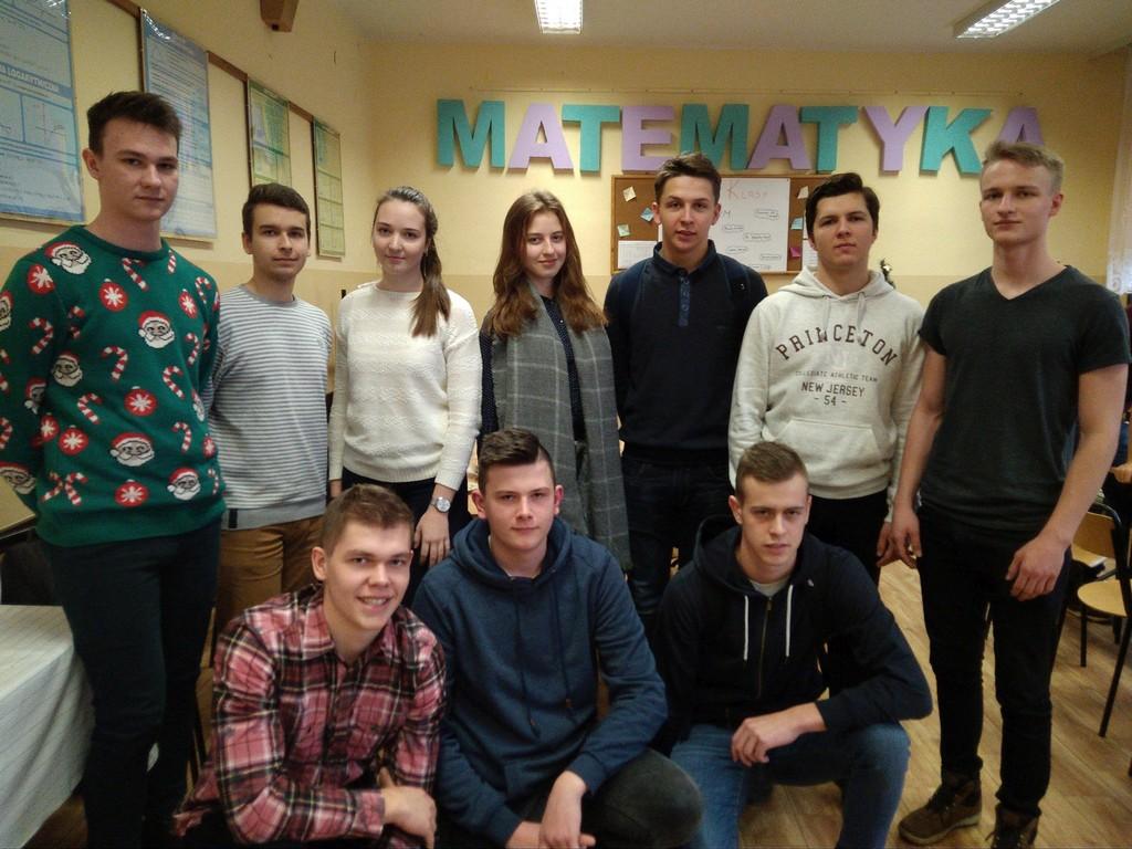 Olescy matematycy w wielkim finale meczów matematycznych