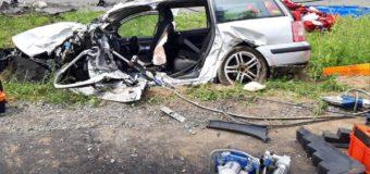 Śmiertelny wypadek na trasie Boroszów-Kozłowice