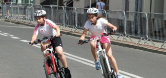Szlakiem Czerwonych Róż – wyścigi dziecięce i młodzieżowe