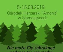"""Obóz harcerski 3 Szczepu """"Feniks"""""""