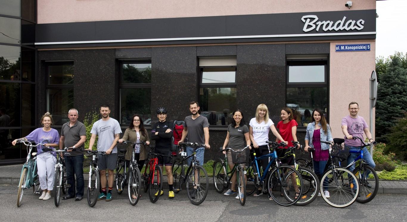 Przypomnij rowerowi, gdzie pracujesz. Dołącz do akcji!