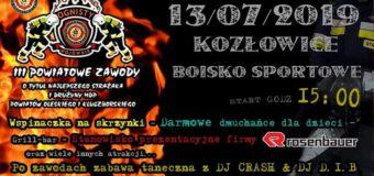 Ognisty Wojownik Powiatu Kluczborskiego i Oleskiego – Kozłowice