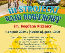 III Strojecki Rajd Rowerowy