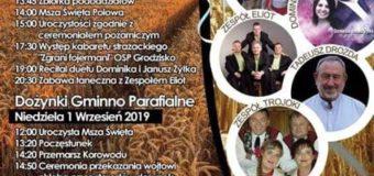 190-lecie OSP Kadłub Wolny i Dożynki Gminno-Parafialne
