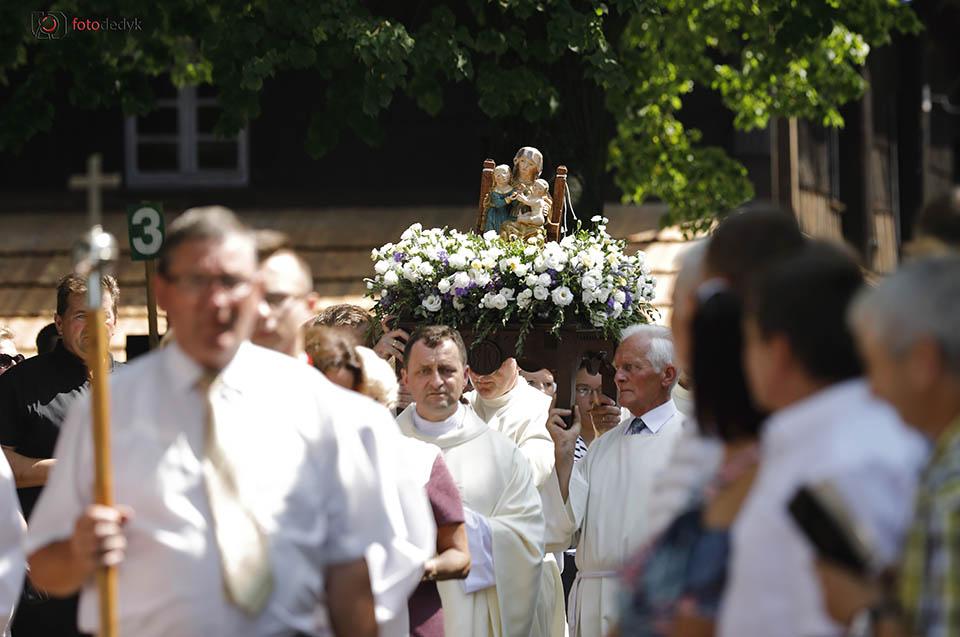 Odpust u św. Anny w Oleśnie