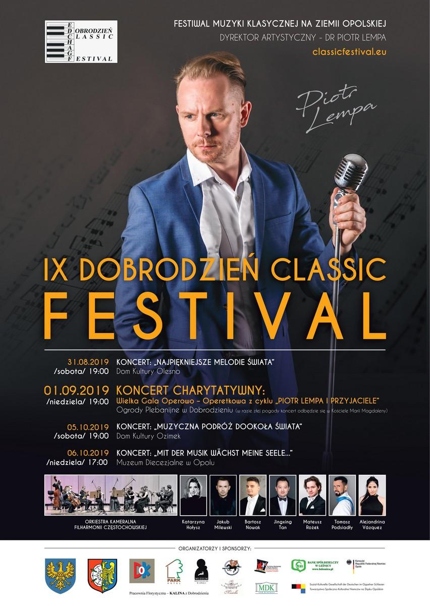 IX Dobrodzień Classic Festival