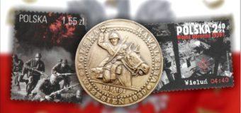 Wojna Obronna na Medalach i Znaczkach – Oleskie Muzeum Regionalne
