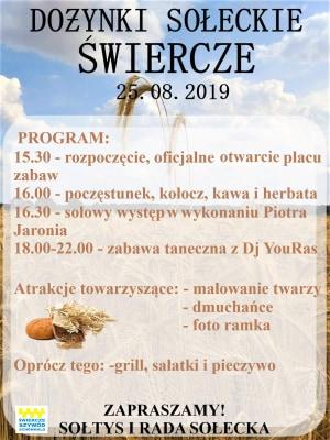 dozynki_swiercze