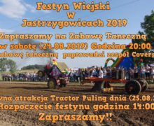 Festyn Wiejski w Jastrzygowicach – Tractor Pulling