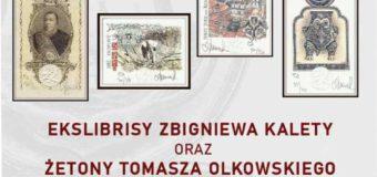 Wystawa ekslibrisów i żetonów – Muzeum w Praszce