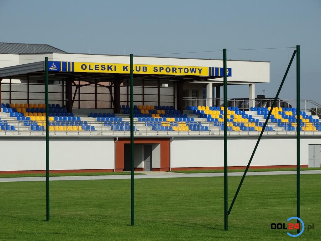 Gmina Olesno z milionową dotacją na remont stadionu