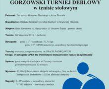 Gorzowski Turniej Deblowy