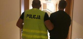25-latek trzymał w mieszkaniu 700 gramów narkotyków