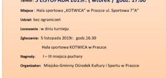 Turniej Brydża Sportowego z okazji Święta Niepodległości – Praszka