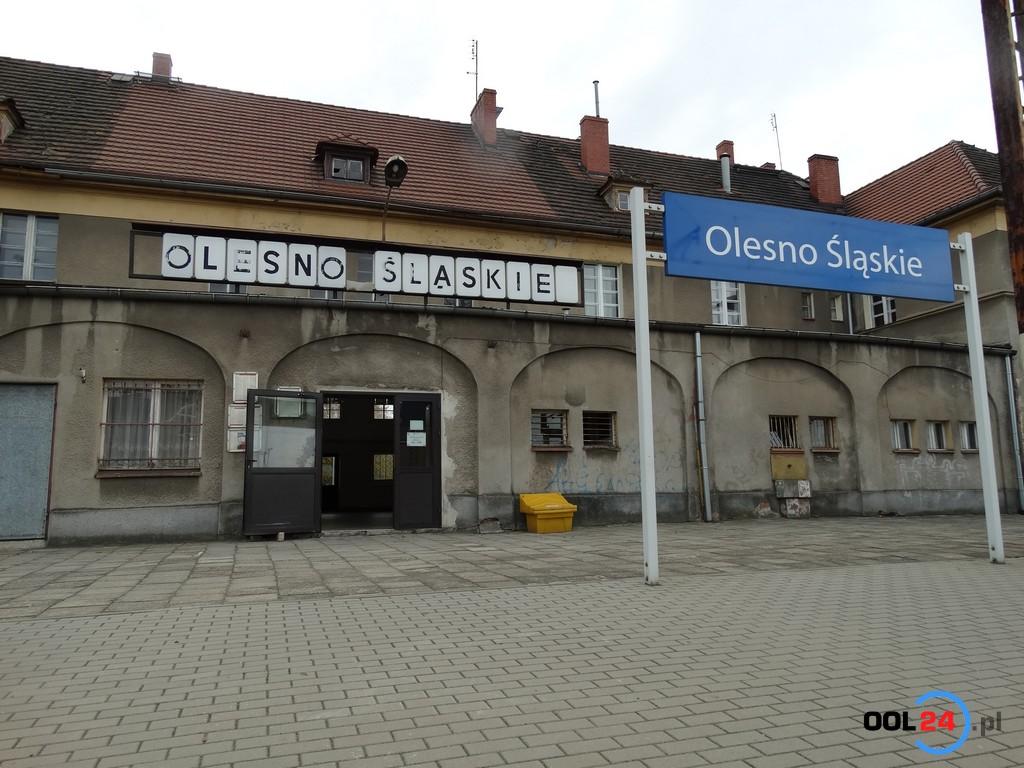 Oleski dworzec PKP ma zostać wyremontowany