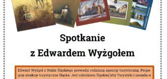 Spotkanie z Edwardem Wyżgołem – Oleska Biblioteka Publiczna