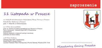 Święto Niepodległości w Praszce