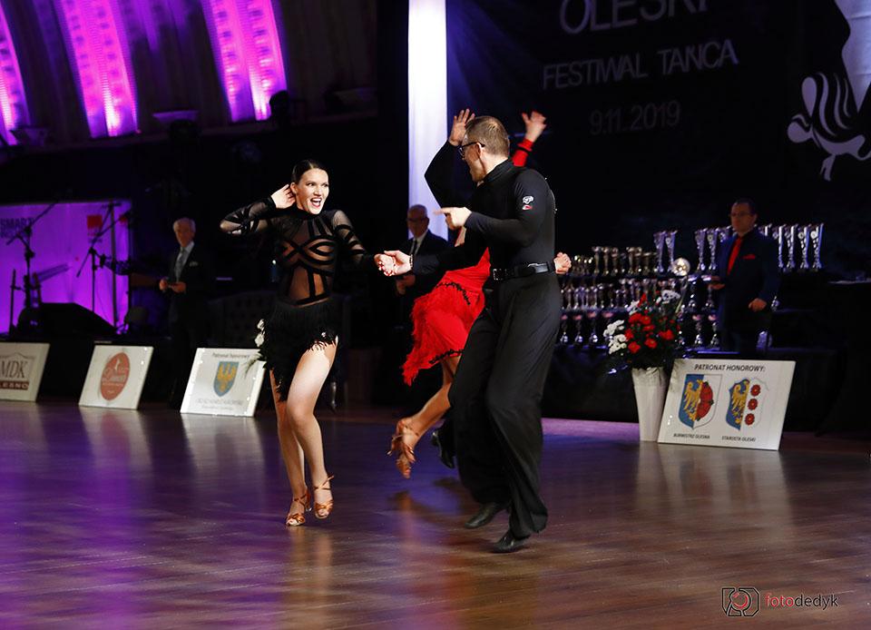 Para taneczna to najmniejsza drużyna z możliwych