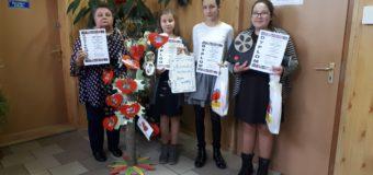 Uczniowie z Borek Wielkich z nagrodami w Gliwicach