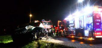 Śmiertelny wypadek w Kowalach