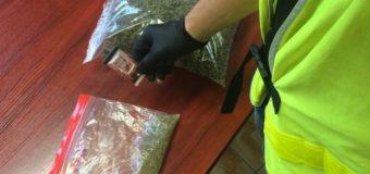 31-latek zatrzymany za posiadanie znacznej ilości narkotyków