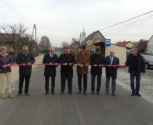Otwarcie drogi powiatowej w Kolonii Łomnickiej