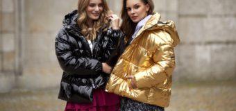 Ciepłe kurtki damskie na chłodne dni