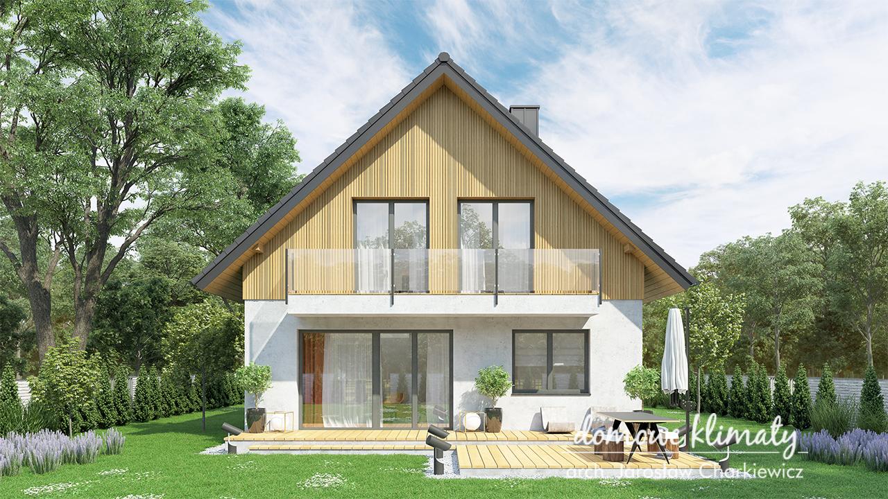 Projekty domów na wąską działkę do 15 m – co musisz wiedzieć, podejmując decyzję o projekcie?