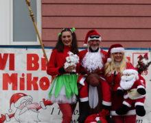 Żytniów obległy biegające Mikołaje!