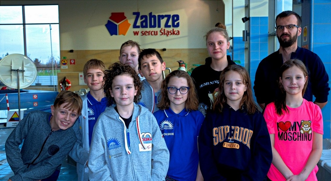 Vega Dobrodzień z Zabrza wróciła z 12 medalami