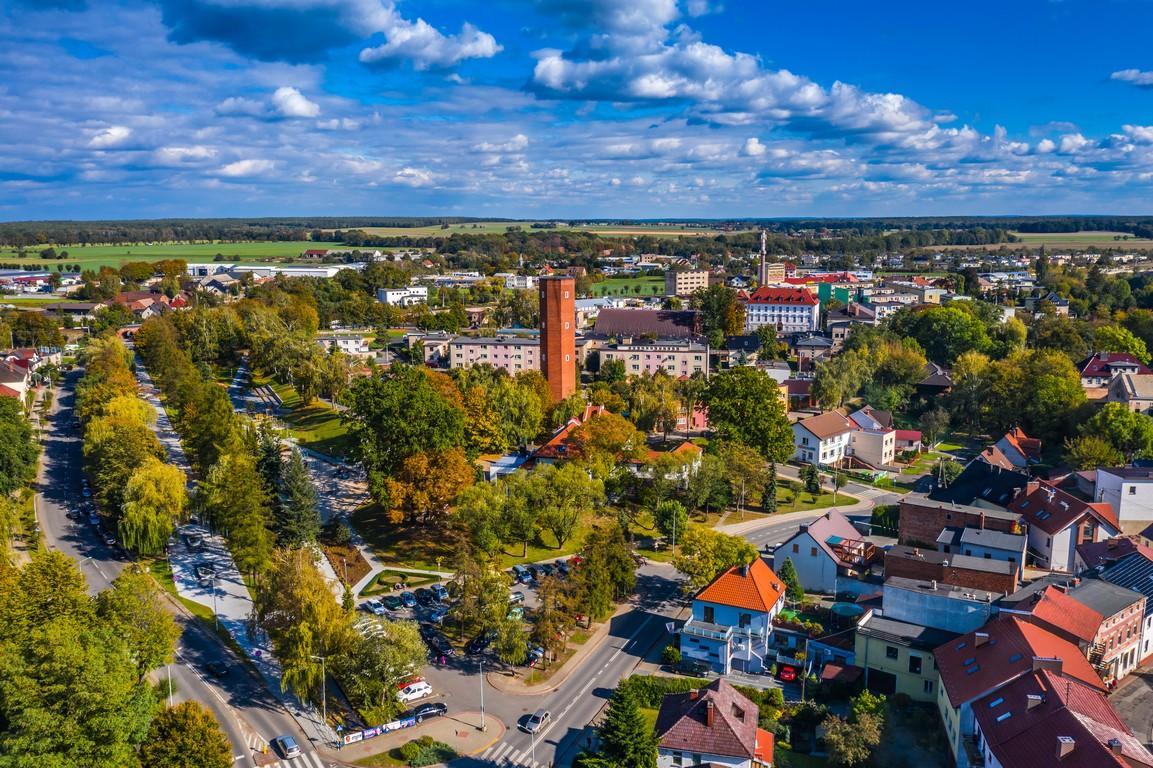 Wymiana źródeł ciepła na bardziej ekologiczne w Gminie Olesno