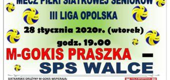 III liga siatkówki – M-GOKiS Praszka