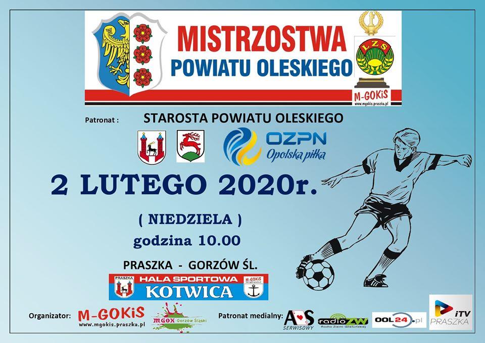 Mistrzostwa Powiatu Oleskiego LZS – Praszka, Gorzów Śląski