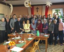 Spotkanie emerytów oleskiego Cechu Rzemiosł Różnych