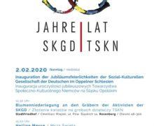 30-lecie Towarzystwa Społeczno-Kulturalnego Niemców na Śląsku Opolskim