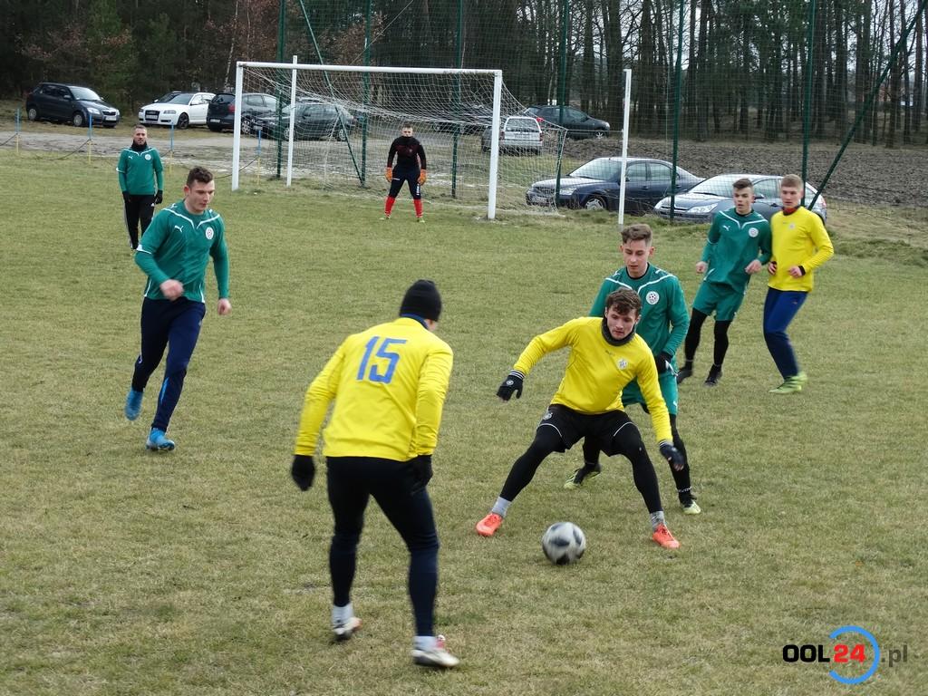 OKS Olesno i Motor Praszka sprawdzili się przed ligą